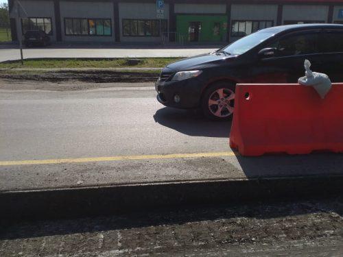 Ремонт дороги по улице Гагарина в Новочеркасске завершится в начале осени