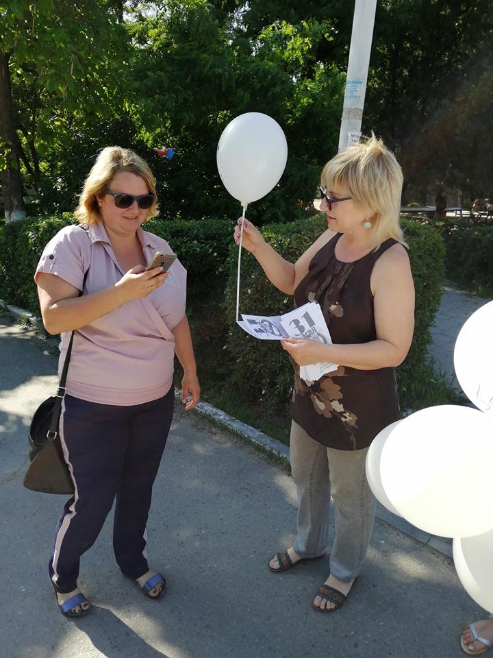 В Октябрьском призвали курильщиков отказаться от вредной привычки