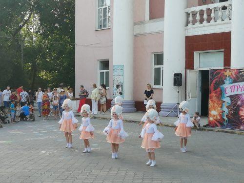 День защиты детей отпраздновали в Октябрьском
