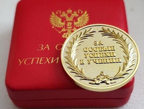 «За особые успехи в учении» медали получают 93 новочеркасца