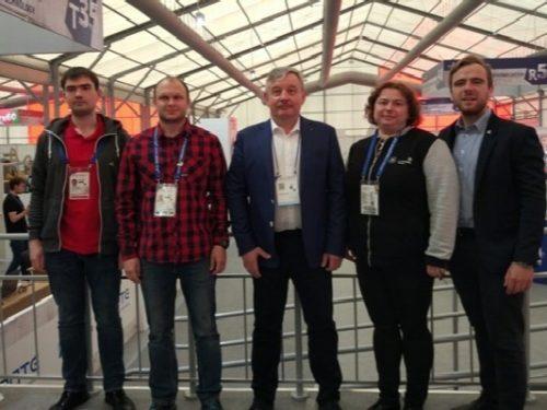 Студент Южного федерального университета принял участие в чемпионате профессий в Казани