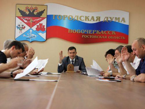 Защитить исторический центр Новочеркасска от большегрузов смогут видеокамеры