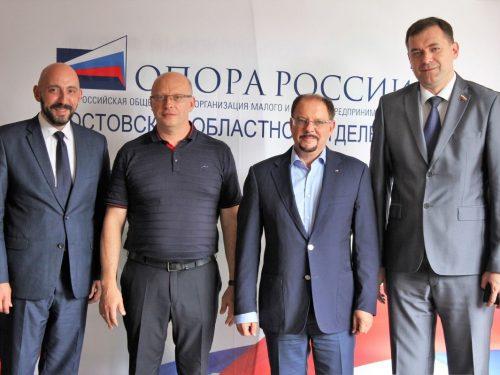 «Опора России» есть и в Новочеркасске