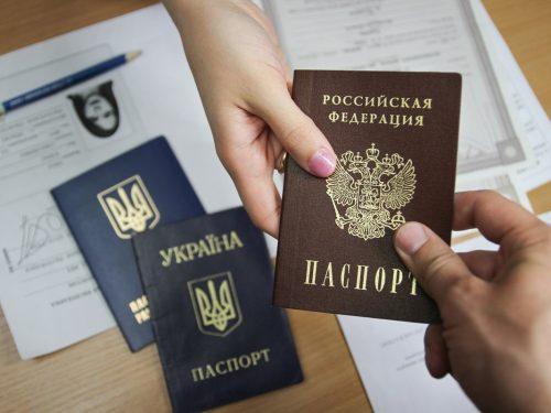 На Дону выданы первые паспорта РФ жителям Республик Донбасса