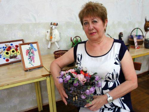 В детской библиотеке имени Зои Космодемьянской открылась персональная выставка по рукоделию «Вдохновение»
