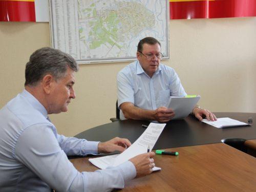 В Новочеркасске продолжается подготовка к проведению VI Всемирного конгресса казаков