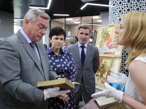 Все музеи Ростовской области будут обеспечены интернет-связью в срок до 1 октября