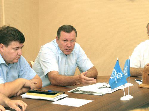 Социальное партнерство и ФЗ-44 оказались в центре внимания Совета директоров Новочеркасска