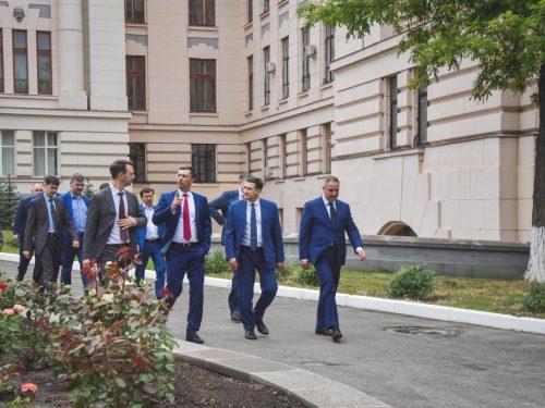 Участники рабочей подгруппы Госсовета РФ высоко оценили инновационные разработки политехников