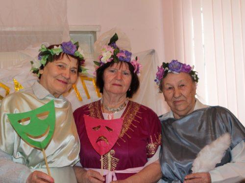 Муниципальное бюджетное учреждение «Центр социального обслуживания населения г. Новочеркасска»   Приглашает Граждан пожилого возраста и инвалидов в «Университет третьего возраста»