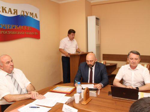 Экология Новочеркасска ждет помощи от Минприроды