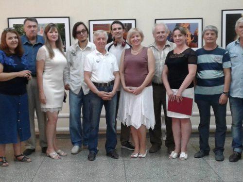 14-я выставка городского фотоклуба «Новочеркасск» открыта до конца августа