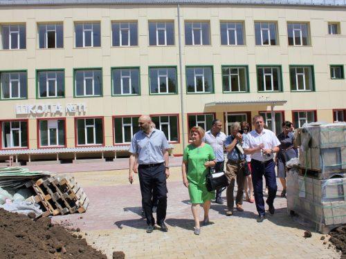 Власти Новочеркасска «давят» на подрядчика, чтобы школа № 11 была сдана своевременно