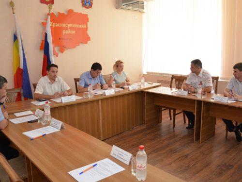 В муниципалитетах прошли зональные совещания по развитию систем фотовидеофиксации