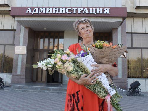 Коллектив редакции газеты «Новочеркасские Ведомости» поздравляет с юбилеем выпускающего редактора