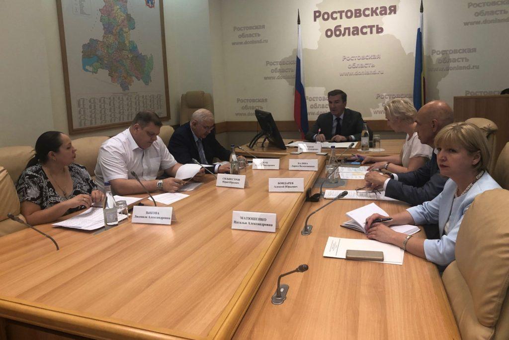 На обеспечение жильем детей сирот на Дону в 2019 году предусмотрено более 1,2 млрд. рублей