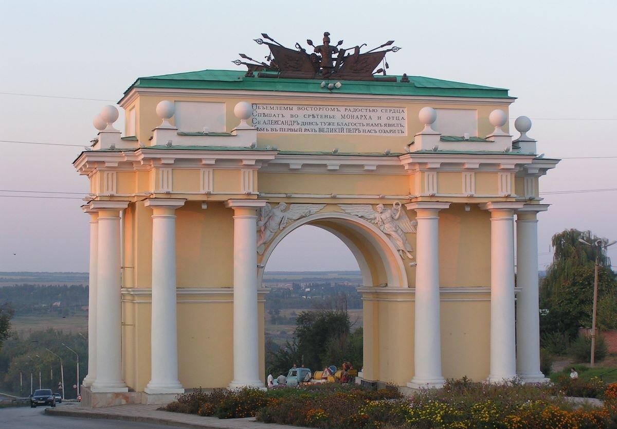 На ремонт Триумфальной арки Новочеркасск направит 1 млн. 358 тысяч рублей