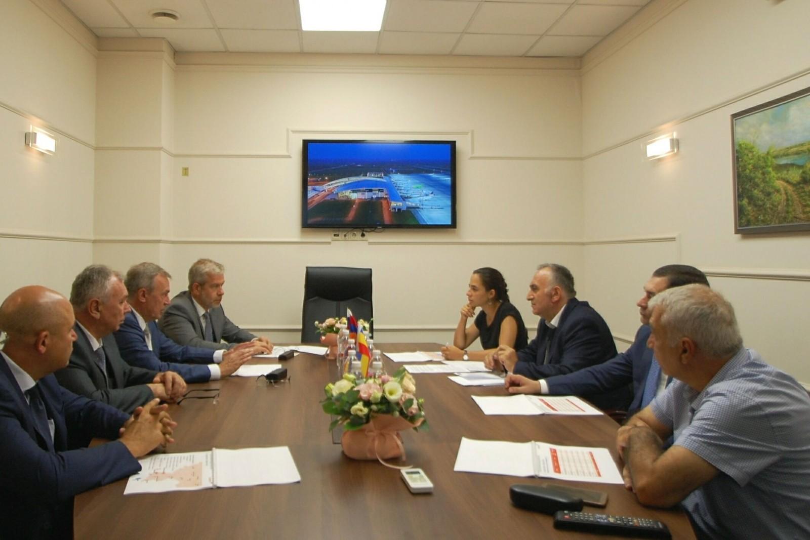 Авиасообщение между донским регионом и Республикой Армения будет развиваться
