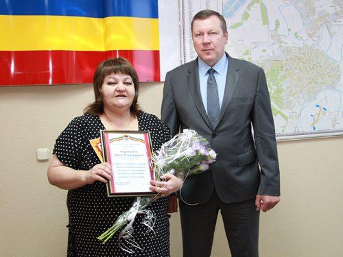 За продвижение Новочеркасска в культурной сфере