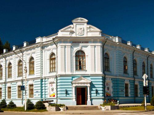 В музее истории донского казачества — ремонт