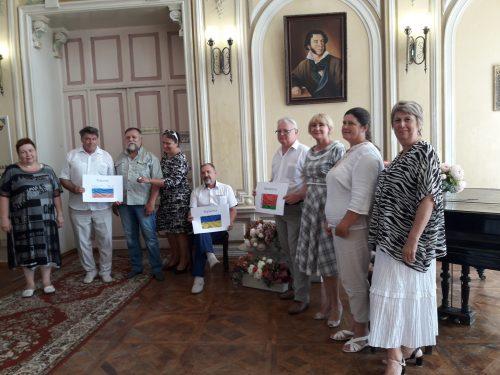 Новочеркасск встретил литературных переводчиков России, Украины и Белоруссии