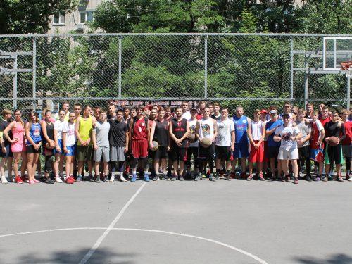 В столице донского казачества прошел третий тур областного турнира «Белый баскетбол»