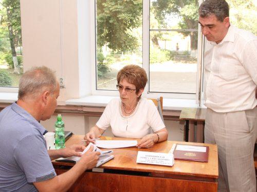 Информационная группа Администрации Новочеркасска побывала на Хотунке