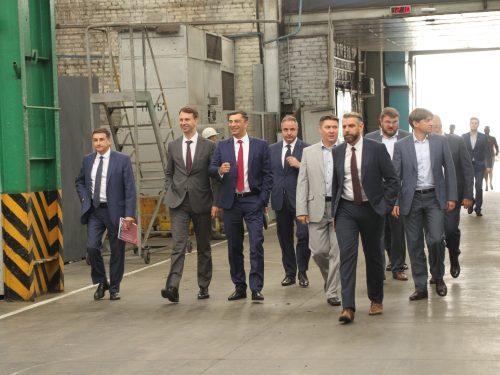 Рабочая подгруппа Госсовета РФ по промышленности встретилась в Новочеркасске