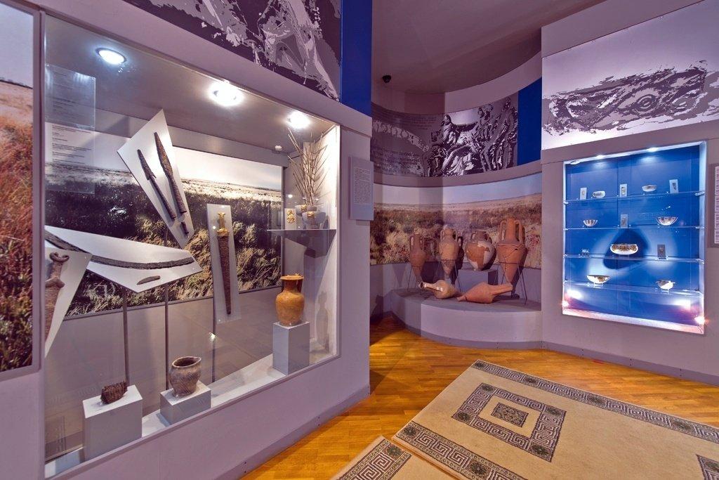 Современные технологии для музеев
