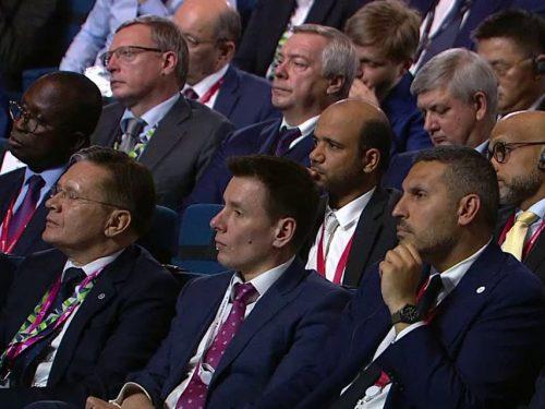 Василий Голубев принял участие в глобальном саммите по производству и технологиям