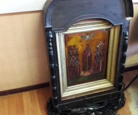 На Дону осудят сотрудницу соцслужбы за кражу антикварной иконы