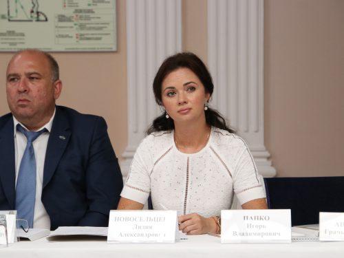 В Донском парламенте обсудили проекты комплексного развития территорий региона