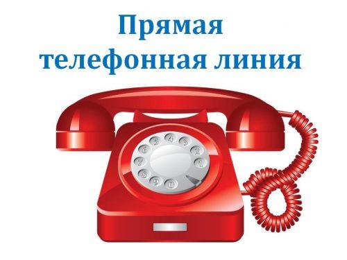 В администрации Новочеркасска по телефону 25-99-25  продолжает работу «прямая телефонная линия».