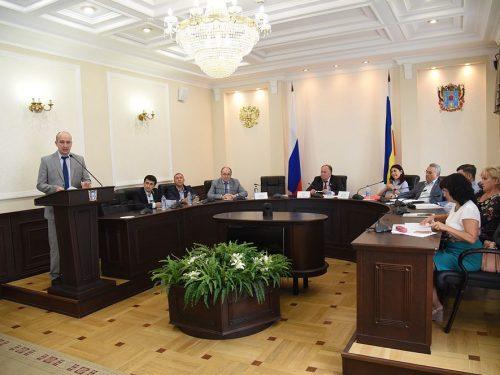 Общественное обсуждение проекта закона Ростовской области «Об инициативном бюджетировании» состоялось