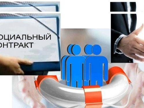 За первые шесть месяцев года с семьями Ростовской области заключено порядка тысячи социальных контрактов