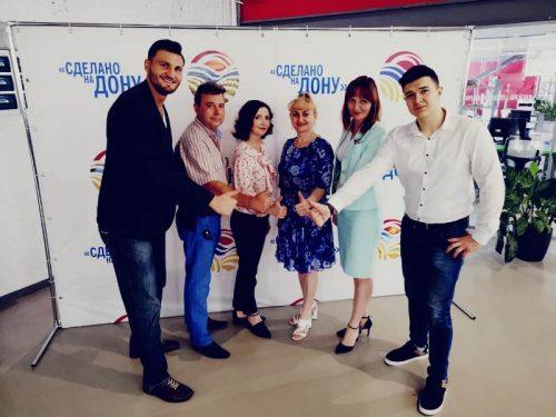 Новочеркасцы продвигают бренд «Сделано-на-Дону»