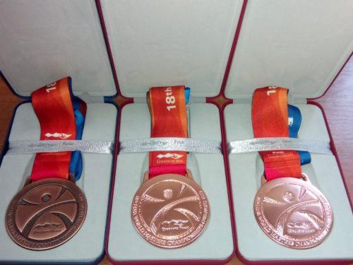 Виктор Корешков — двукратный призер Чемпионата Мира!