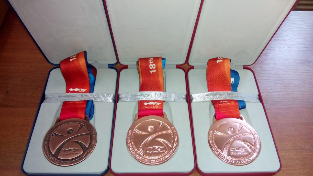 Виктор Корешков – двукратный призер Чемпионата Мира!