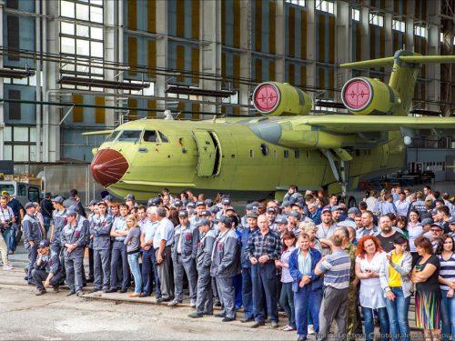 Ростовская область — отмечает день авиастроителя