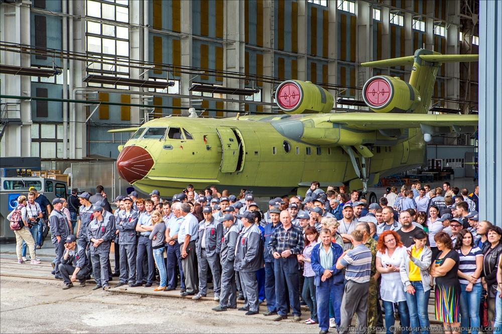 Ростовская область – отмечает день авиастроителя