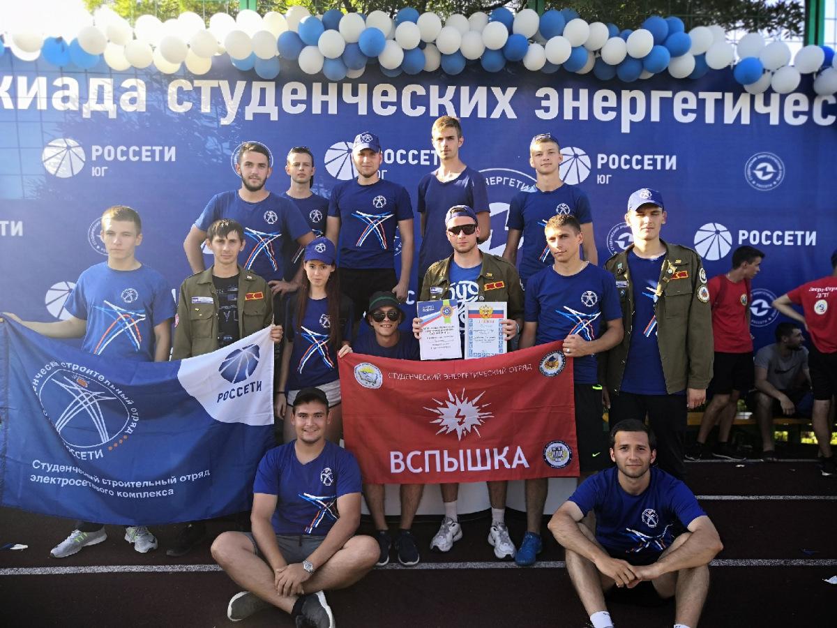 Студотряды Политеха колесят по всей России