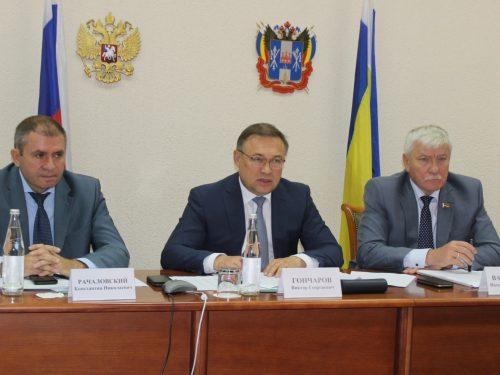 В Ростовской области появится новая программа комплексного развития сельских территорий