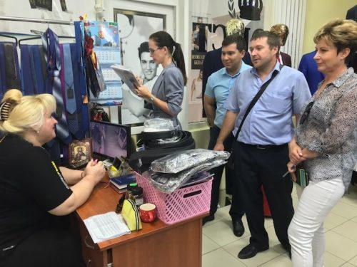 Рейды для повышения доходного потенциала Новочеркасска