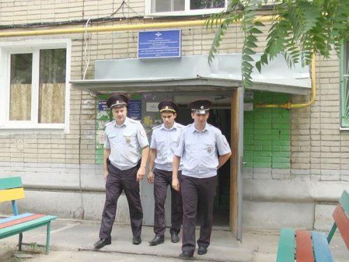 Лучшим участковым пунктом полиции МУ МВД «Новочеркасское» 2019 года» признан пункт, расположенный в мкр. Молодежный