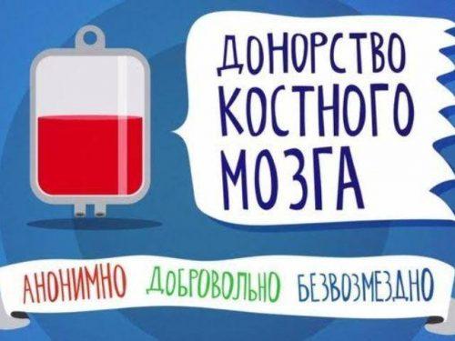 В г.Зверево пройдет акция по донорству костного мозга