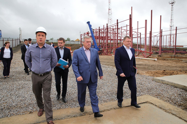 Ростовский губернатор – среди лидеров медиарейтинга глав регионов ЮФО за июль 2019 года