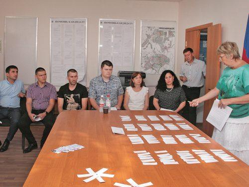 СМИ Новочеркасска провели жеребьевку с кандидатами