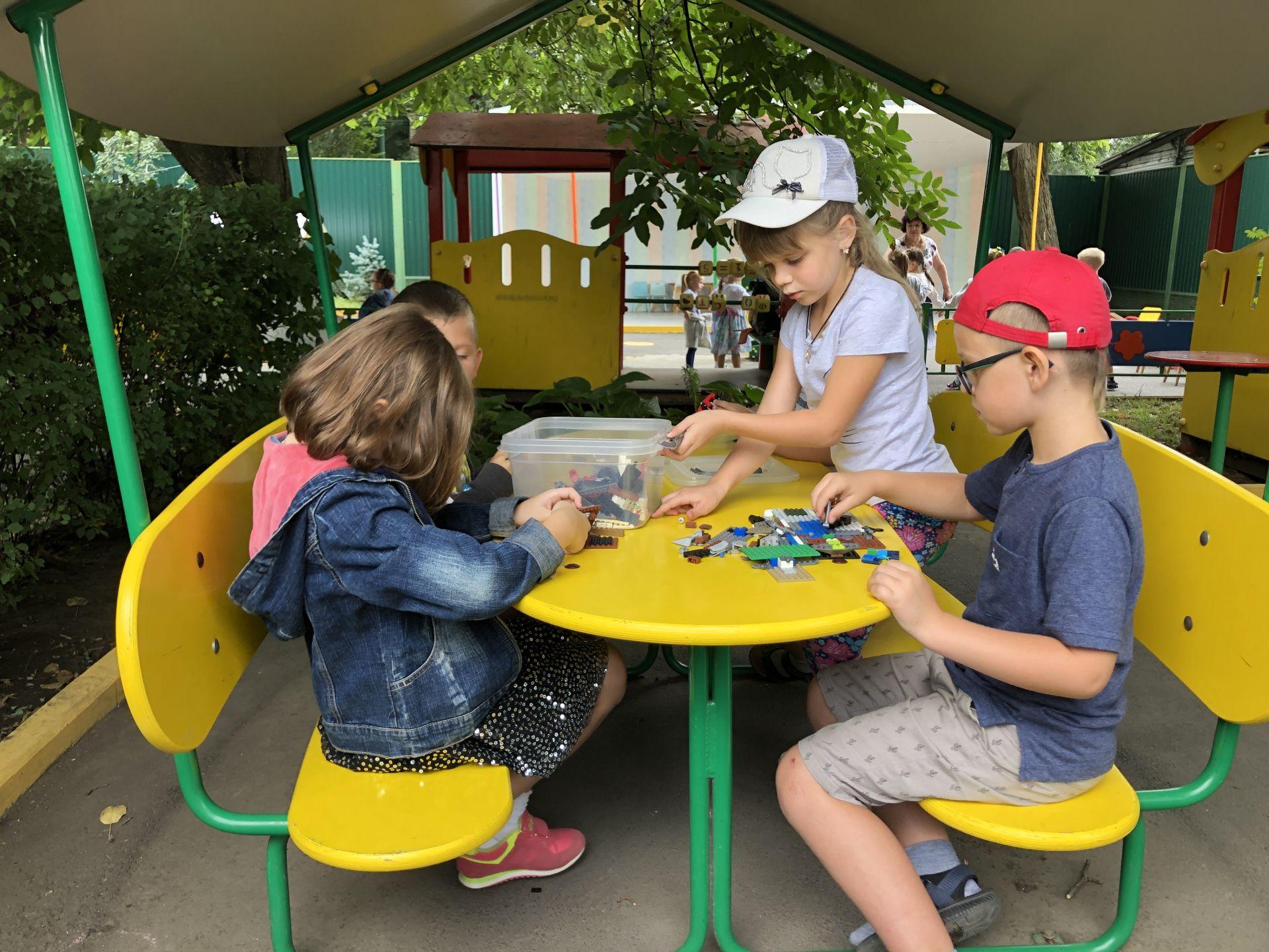 Детский сад № 67 соответствует офтальмологическим требованиям