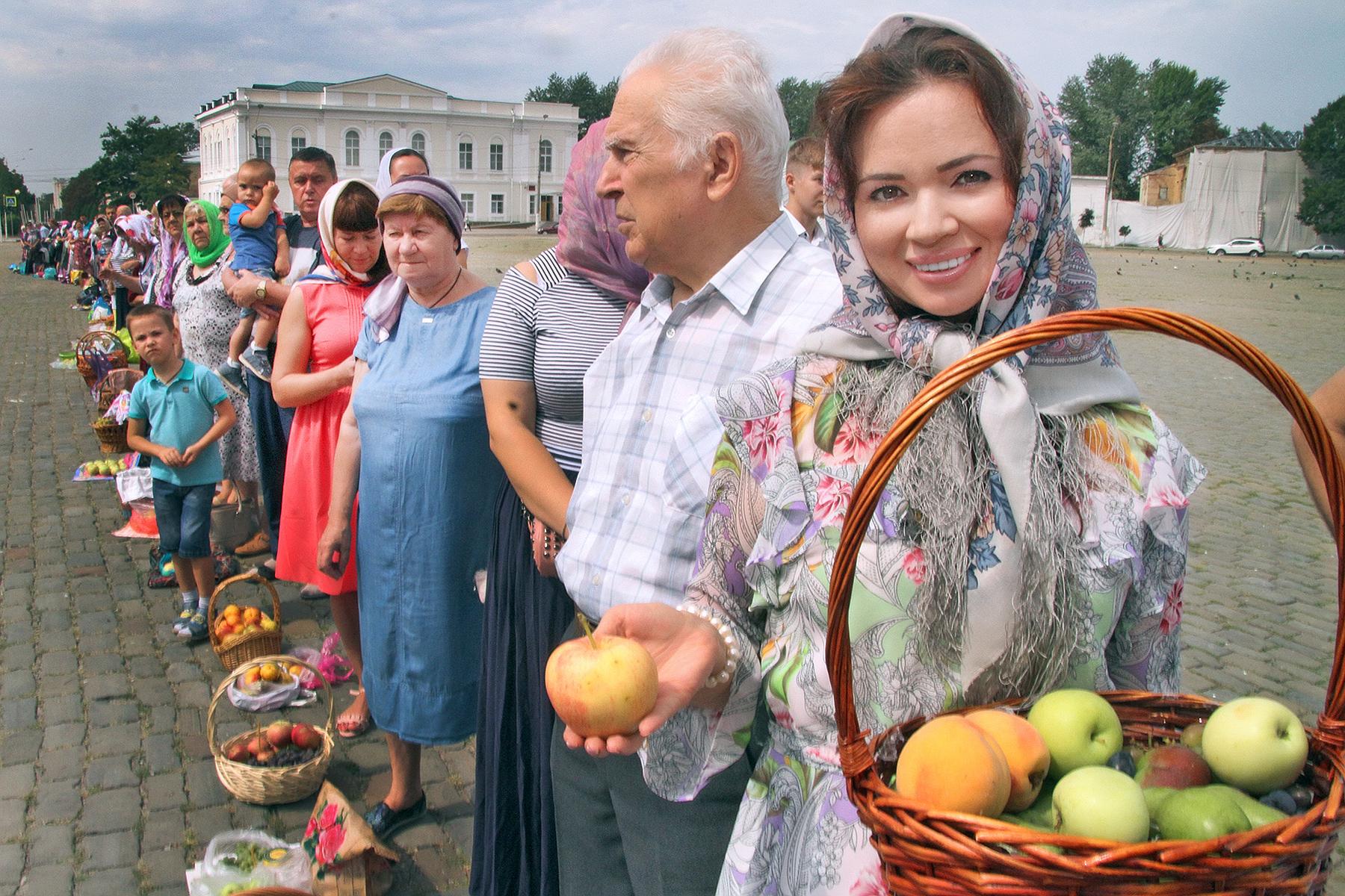19 августа в Новочеркасске – фоторепортаж