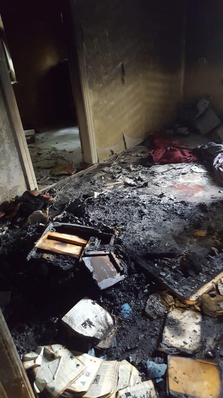 В Новочеркасске при пожаре погиб мужчина